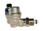 "3/8"" AUTOMATIC AIR PURGER - ANGLE (WITH CHECK VALVE)"