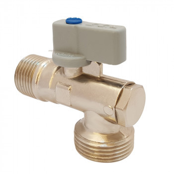 FILTERED ANGLE BALL TAPS INLET 1/2