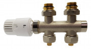 H-VALVE+THERMOSTATIC RV4,STRAIGHT,1/2