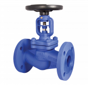Metal Bellows Sealed Globe Valve (PN 16)