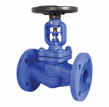 Metal Bellows Sealed Globe Valve (PN 40)